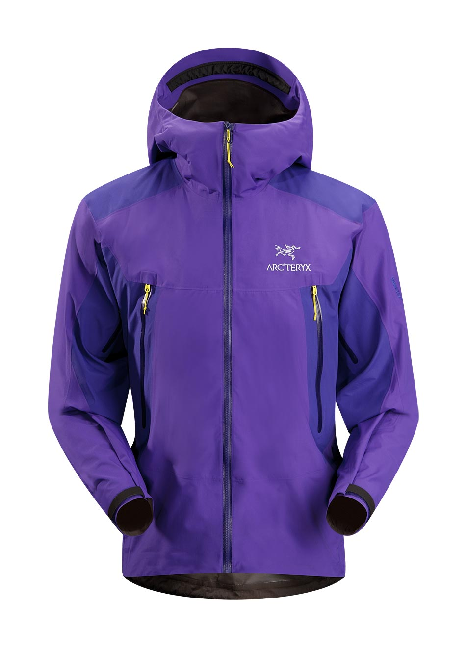 Arcteryx Blue Galaxy Alpha SL Hybrid Jacket - New